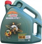 CASTROL MAGNATEC 5W-40 A3/B4 - 4l