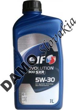 ELF EVOLUTION 900 SXR 5W-30 - 1l