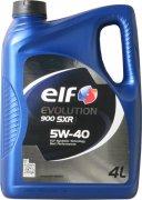 ELF EVOLUTION 900 SXR 5W-40 - 4l