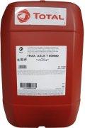 TOTAL TRAXIUM AXLE 7 80W-90 - 20l