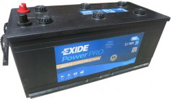 EXIDE PowerPRO Agri&Construction 12V 180Ah.1000A, EJ1805