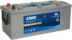 EXIDE PowerPRO Agri&Construction 12V 235Ah.1450A, EJ2353