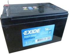 EXIDE AGM 12V 14Ah 80A, EK143