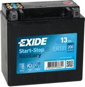 EXIDE AGM 12V 13Ah 200A, EK131