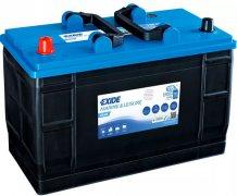 EXIDE DUAL 12V 115Ah 550Wh, ER550