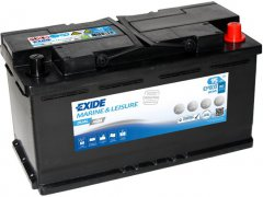 EXIDE DUAL AGM 12V 95Ah  800Wh, EP800