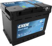 EXIDE ECM 12V 60Ah 640A, EL600