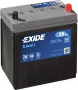 EXIDE EXCELL 12V 35Ah 240A, EB356
