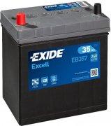 EXIDE EXCELL 12V 35Ah 240A, EB357