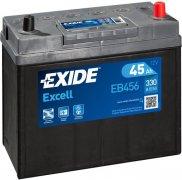 EXIDE EXCELL 12V 45Ah 300A, EB456