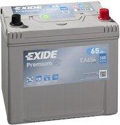 EXIDE PREMIUM 12V 65Ah 580A, EA654
