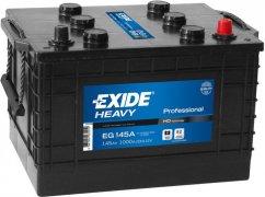EXIDE PROFESSIONAL HD 12V 145Ah 1000A, EG145A