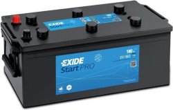 EXIDE PROFESSIONAL HD 12V 180Ah 1000A, EG1803