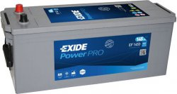EXIDE PROFESSIONAL POWER HDX 12V 145Ah 900A, EF1453