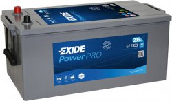 EXIDE PROFESSIONAL POWER HDX 12V 235Ah 1300A, EF2353