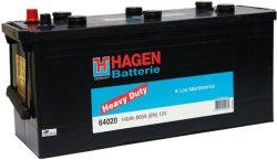 HAGEN 12V 140Ah 800A, 64020