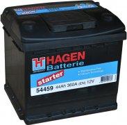 HAGEN 12V 44Ah 360A, 544 59