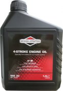 BRIGGS AND STRATTON motorový olej SAE 30 - 1,4l