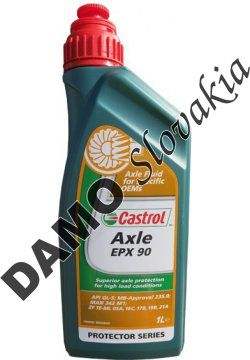 CASTROL AXLE EPX 90 - 1l