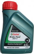 CASTROL BRAKE FLUID DOT 4 - 500ml