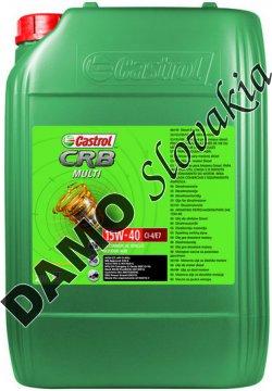 CASTROL CRB MULTI 15W-40 - 20l