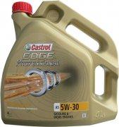 CASTROL EDGE PROFESSIONAL TITANIUM FST A5 5W-30 - 4l