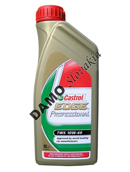 castrol edge professional tws 10w 60 1l damo slovakia. Black Bedroom Furniture Sets. Home Design Ideas