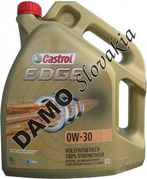 CASTROL EDGE TITANIUM FST 0W-30 - 5l