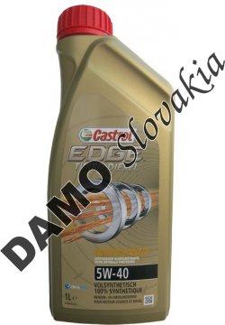 CASTROL EDGE TURBO DIESEL TITANIUM FST 5W-40 - 1l