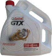 CASTROL GTX 15W-40 - 4l
