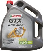 CASTROL GTX ULTRACLEAN 10W-40 - 5l