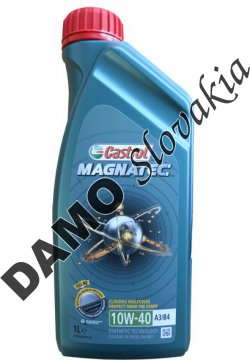 CASTROL MAGNATEC 10W-40 - 1l