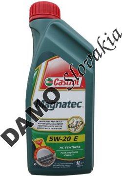 CASTROL MAGNATEC 5W-20 E - 1l