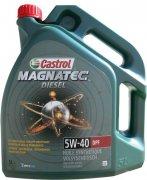 CASTROL MAGNATEC DIESEL 5W-40 DPF - 5l