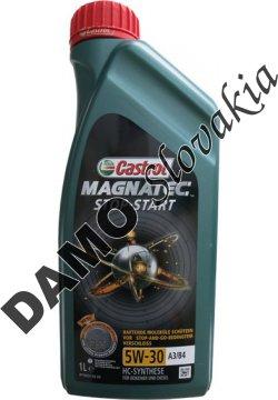 castrol magnatec stop start 5w 30 a3 b4 1l motorov. Black Bedroom Furniture Sets. Home Design Ideas