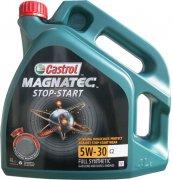 CASTROL MAGNATEC STOP-START 5W-30 C2 - 4l