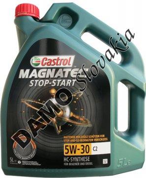 CASTROL MAGNATEC STOP-START 5W-30 C2 - 5l