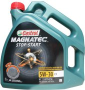 CASTROL MAGNATEC STOP-START 5W-30 C3 - 4l