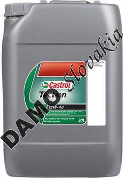 CASTROL TECTION 15W-40 - 20l