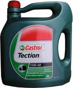 CASTROL TECTION 15W-40 - 5l