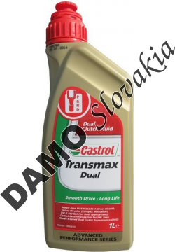 CASTROL TRANSMAX DUAL - 1l