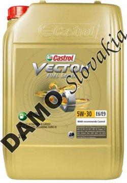 CASTROL VECTON FUEL SAVER 5W-30 E6/E9 - 20l