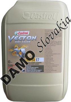 CASTROL VECTON FUEL SAVER 5W-30 E7 - 20l