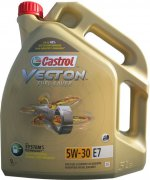 CASTROL VECTON FUEL SAVER 5W-30 E7 - 5l