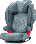 Recaro Monza NOVA 2 Seatfix - Aluminium Grey 21503