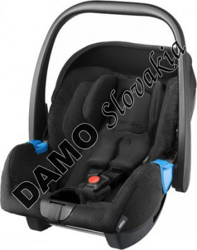 Recaro Privia - Black 21207