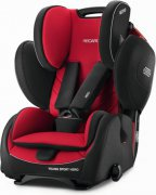 Recaro Young Sport HERO - Racing Red 21509