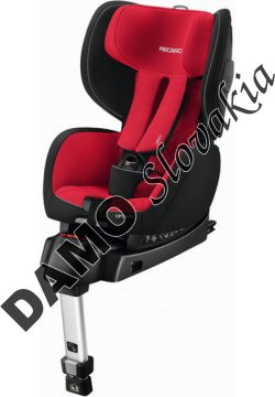 Recaro Optiafix - 21509 Racing Red
