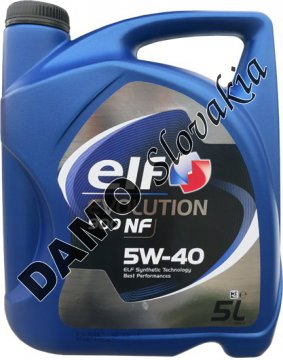 ELF EVOLUTION 900 NF 5W-40 - 5l