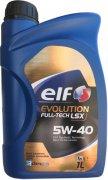 ELF EVOLUTION FULL-TECH LSX 5W 40 - 1l